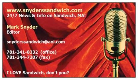 Sandwich Town News